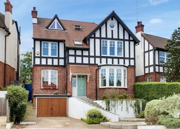 Thumbnail 6 bed terraced house for sale in Creighton Avenue, Muswell Hill, London
