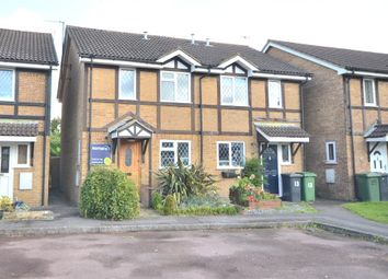 Thumbnail 3 bedroom semi-detached house for sale in Corinthian Close, Basingstoke, Hampshire