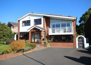 4 bed detached house for sale in Norford Way, Bamford, Rochdale OL11