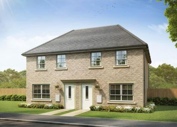 """Thumbnail 3 bedroom semi-detached house for sale in """"Maidstone"""" at Fagley Lane, Bradford"""