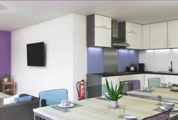 Thumbnail 1 bed property to rent in Shaw Street, Liverpool