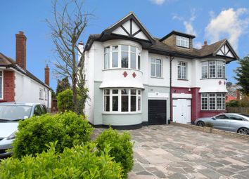 Thumbnail 3 bed semi-detached house for sale in Somerset Avenue, Westcliff-On-Sea