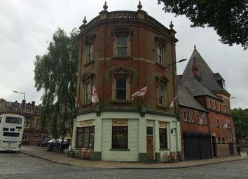 Thumbnail Restaurant/cafe for sale in Croft Street, Darwen