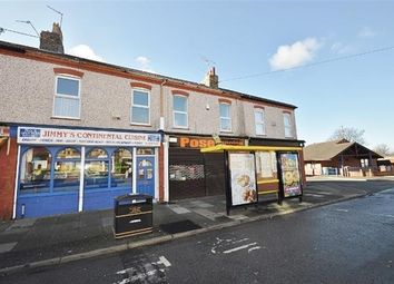 Thumbnail 1 bed flat for sale in St. Pauls Road, Wallasey