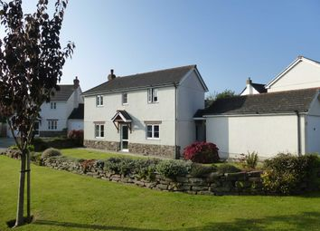Thumbnail 2 bed detached house to rent in Old Orchard Close, Marhamchurch, Bude