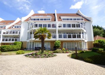Thumbnail 3 bed flat for sale in Moriconium Quay, Lake Avenue, Poole
