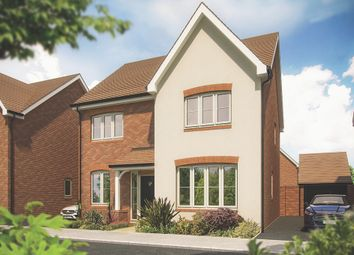 """Thumbnail 4 bed detached house for sale in """"The Aspen """" at Haughton Road, Shifnal"""