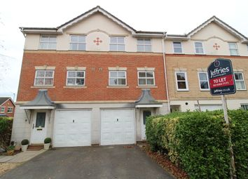Thumbnail 3 bed town house to rent in Copper Beech Drive, Farlington, Portsmouth