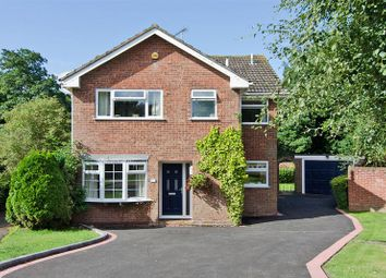 Thumbnail 4 bed detached house for sale in Thornhill Close, Barton Under Needwood, Burton-On-Trent