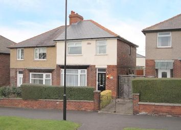 Thumbnail Semi-detached house for sale in Derbyshire Lane, Sheffield, South Yorkshire