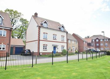 Thumbnail 5 bed detached house for sale in Gomer Road, Bagshot, Surrey
