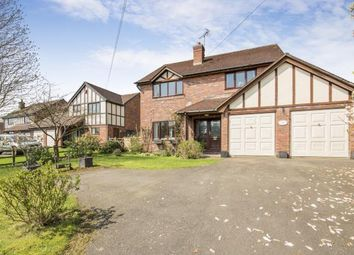 Thumbnail 4 bed detached house for sale in Main Street, Swannington, Coalville