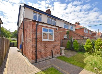 3 bed semi-detached house to rent in Station Road, Cromer NR27
