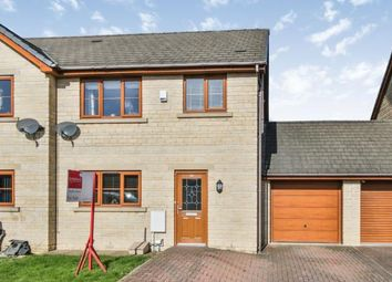 3 bed semi-detached house for sale in Groveside Park, Burnley, Lancashire BB12