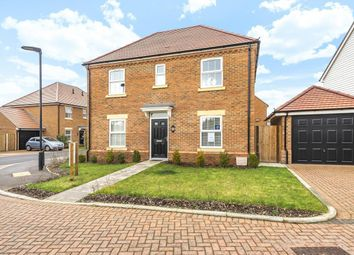Thumbnail Detached house for sale in Jeppson Walk, Main Road, Nutbourne, Chichester