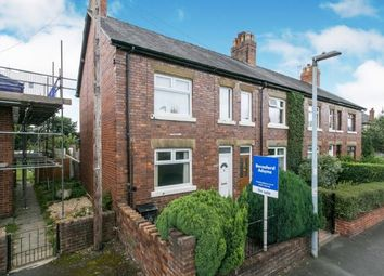 Thumbnail 2 bed end terrace house for sale in Bryn Coch Lane, Mold, Flintshire