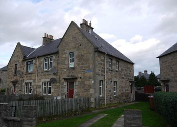 Thumbnail 2 bed flat to rent in Kingsmills, Elgin