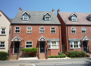 Thumbnail 3 bed semi-detached house for sale in Warwick Road, Henley In Arden