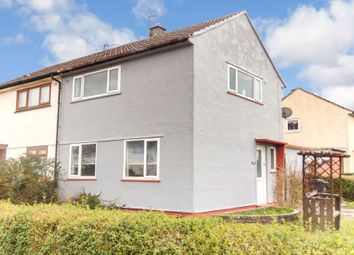 Thumbnail 2 bed semi-detached house for sale in 387 Pennine Way, Carlisle, Cumbria