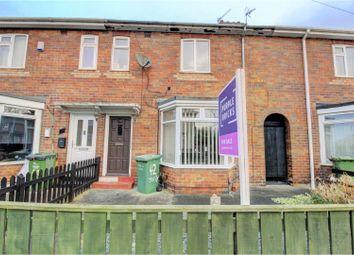 3 bed terraced house for sale in Surrey Terrace, Billingham TS23