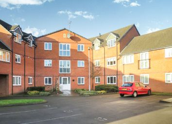 Thumbnail 1 bed flat for sale in Hawbush Road, Walsall