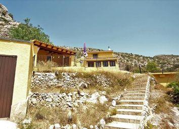 Thumbnail 4 bed finca for sale in Spain, Valencia, Alicante, Castell De Castells