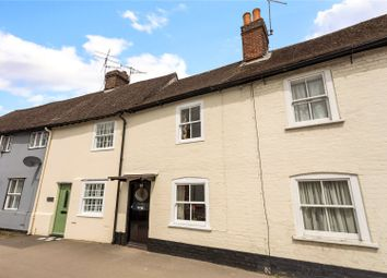 Thumbnail 3 bedroom semi-detached house for sale in London Road, Marlborough, Wiltshire