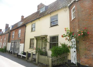 Thumbnail 2 bedroom property to rent in Back Street, Reepham, Norwich
