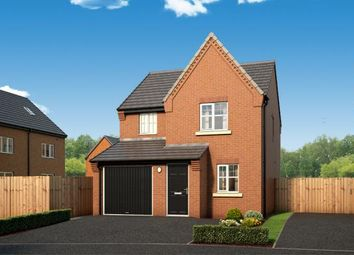"Thumbnail 3 bed property for sale in ""The Staveley At Lyndon Park"" at Harwood Lane, Great Harwood, Blackburn"