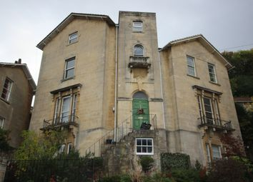 Thumbnail 1 bed flat to rent in Alexandra Road, Bath