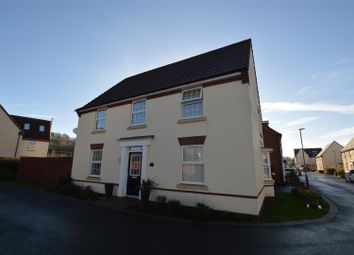 Thumbnail 4 bed detached house for sale in Jubilee Close, Midsomer Norton, Radstock