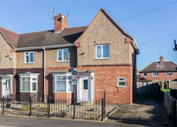 Thumbnail 3 bed semi-detached house for sale in Wolsey Avenue, Doncaster