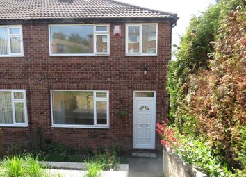 Thumbnail 3 bed end terrace house for sale in Vesper Way, Kirkstall, Leeds
