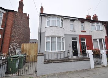 Thumbnail 5 bedroom semi-detached house for sale in Vicarage Grove, Wallasey