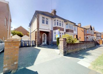 Thumbnail 4 bedroom semi-detached house to rent in Knowsley Avenue, Blackpool