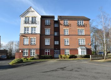 Thumbnail 2 bed flat for sale in Kennet Green, Worcester