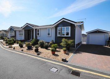 Thumbnail 2 bed detached house for sale in Pinehurst Park, West Moors, Ferndown