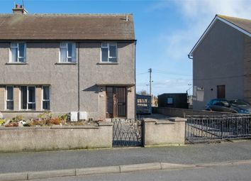 Thumbnail 3 bed semi-detached house for sale in Logie Road, Crimond, Fraserburgh, Aberdeenshire