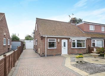 Thumbnail 3 bed bungalow for sale in Linden Close, Huntington, York