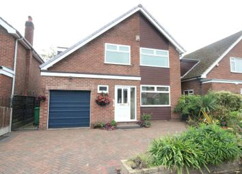 Thumbnail 4 bed detached house for sale in Moss Lane, Haydock Avenue, Sale