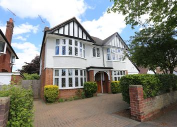 Thumbnail 4 bed detached house for sale in Beatrice Avenue, Felixstowe