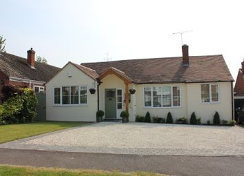 Thumbnail 3 bed detached bungalow for sale in Avon Road, Kenilworth