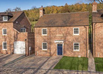 Richmond House, Plot 6 - Henrietta Way, High Street, Coalport TF8. 4 bed detached house for sale