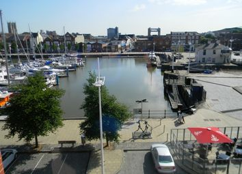 Thumbnail 1 bed flat to rent in Freedom Quay, Railway Street, Hull