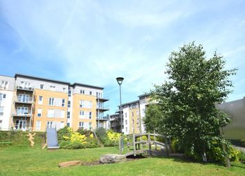 Thumbnail 2 bed flat to rent in Clovelly Court, 8 Wintergreen Boulevard, West Drayton