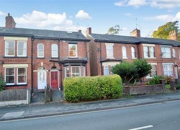Thumbnail 4 bed end terrace house for sale in Bramhall Lane, Davenport, Stockport, Cheshire