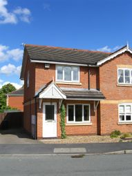 Thumbnail 2 bed semi-detached house to rent in Bainbridge Road, Loughborough