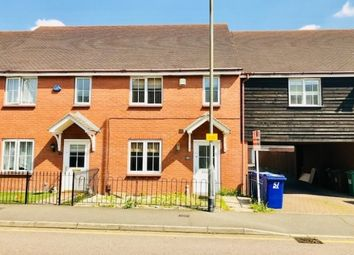 Thumbnail 4 bed property to rent in Hedingham Road, Chafford Hundred, Grays