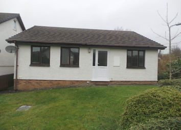 Thumbnail 2 bed bungalow to rent in 28 Glanseilo, Penrhyncoch, Aberystwyth