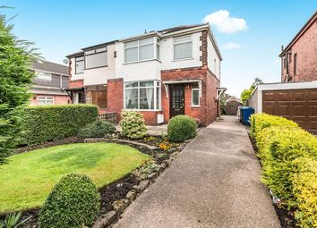 Thumbnail 3 bed semi-detached house for sale in Sale Lane, Tyldesley, Manchester